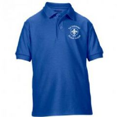 1st Halstead Scouts Polo Shirt - Childs & Adults